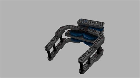Home Design Online Autodesk by Claw Robotics Vex Iq Garra Rob 243 Tica Vex Iq Autodesk