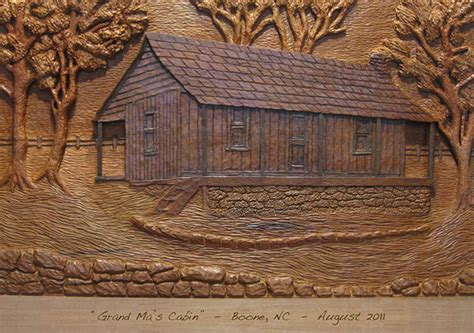 carving projects peter mohr