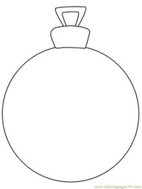 christmas baubles templates and shape on pinterest