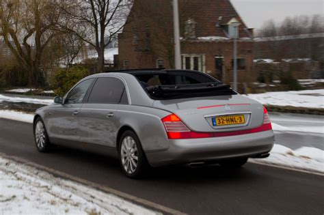 Auto Blog by Autoblog Video Maybach 62s Landaulet Autoblog Nl