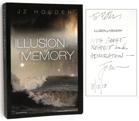 illusions of paradise books holden j z illusion of memory ken bookseller