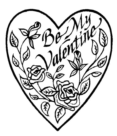 valentines coloring pages coloring pages to print