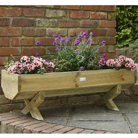 Garden Planters And Troughs by Garden Trough Planters Sale Fast Delivery Greenfingers