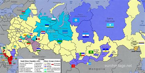 russia ethnic map what s crackin december 2010