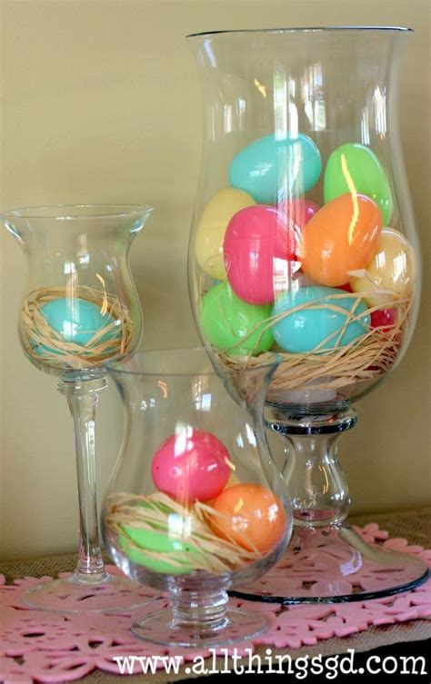 homemade easter decorations for the home top 10 diy home decorations for easter that will bring