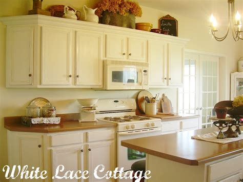 chalk paint kitchen cabinets white the top five white lace cottage
