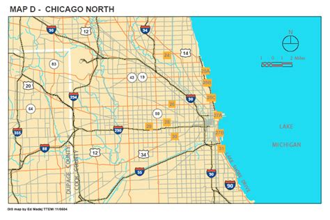 chicago chicagoland birding trail