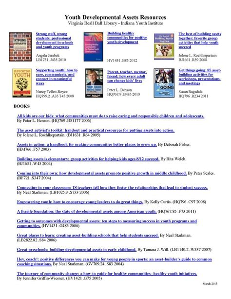 Search Institute 40 Developmental Assets 101 Best Images About Search Institute 40 Developmental Assets Crisis