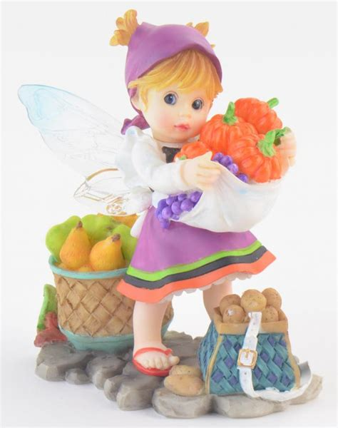 my kitchen fairies autumn bounty fairie