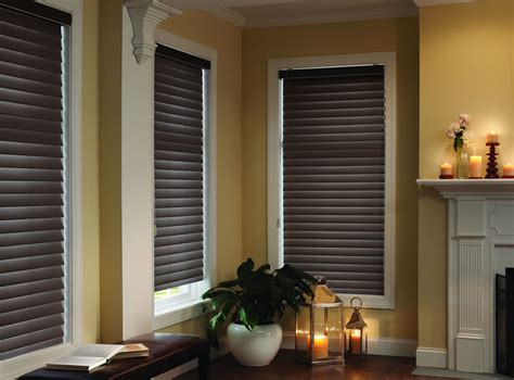 room darkening blinds 3 quot room darkening sheer window shades blindsshopper