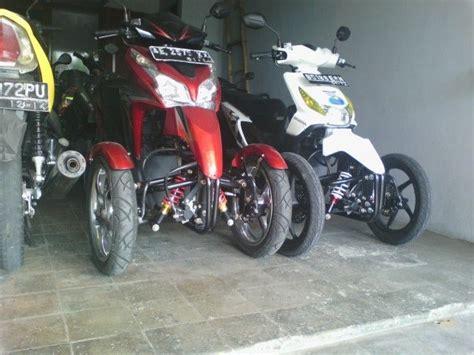 gt sports motocross merah no 168 trike honda beat vario 125 by rwin development