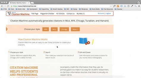 reference machine apa style book citation machine modern language association 8th edition