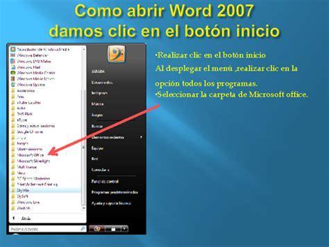 seleccionar varias imagenes word 2007 como trabajar con word 2007 monografias com