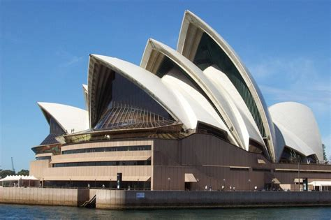 Who Designed The Opera House In Sydney Australia 28