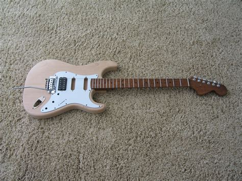 This Roasted Maple Neck Is Amazing