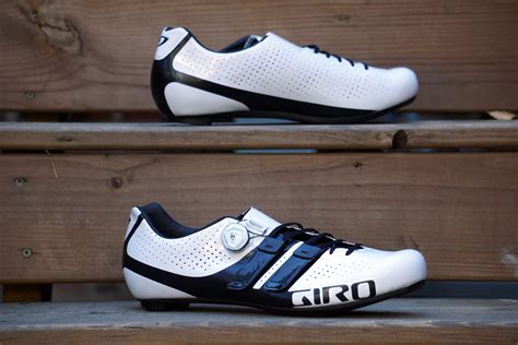 road bike shoes review review giro factor techlace road cycling shoes get fit
