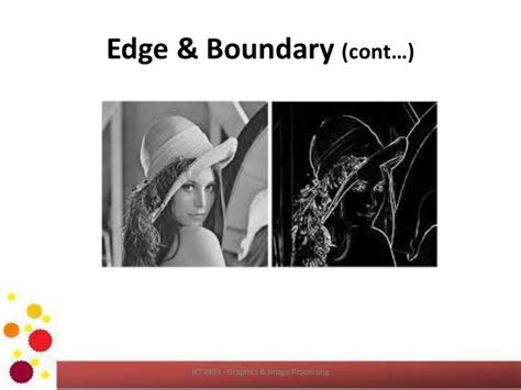 Boundary Detection In Digital Image Processing