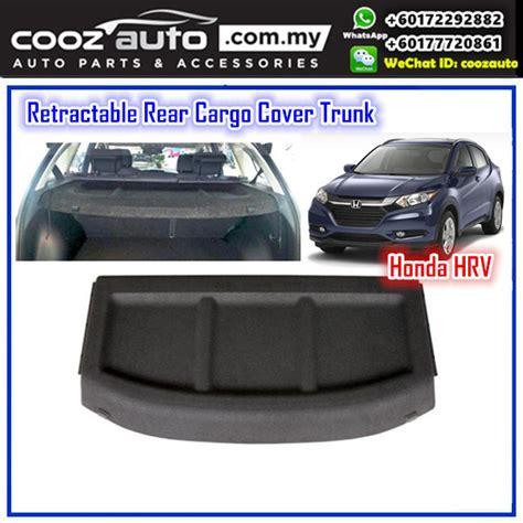 Dudukanbraket Single Adjustable Plat Mobil Honda Hrv honda hrv black rear cargo cover trunk shade boot security shield blind