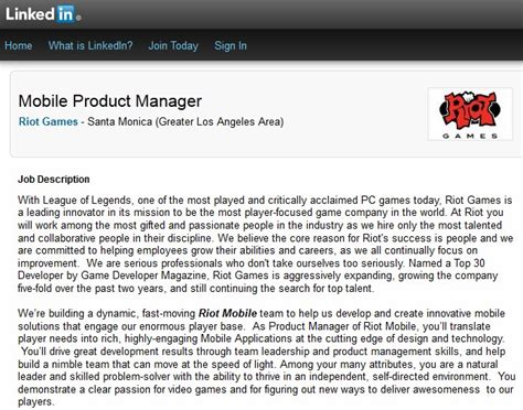 riot games league of legends maker builds mobile team