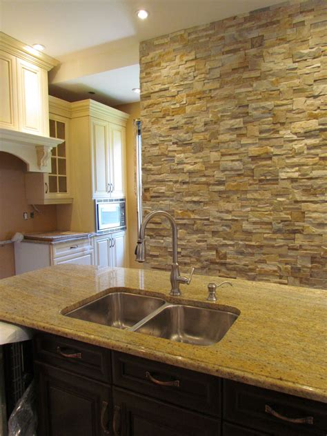 kitchen feature wall ideas feature walls in kitchens indelink