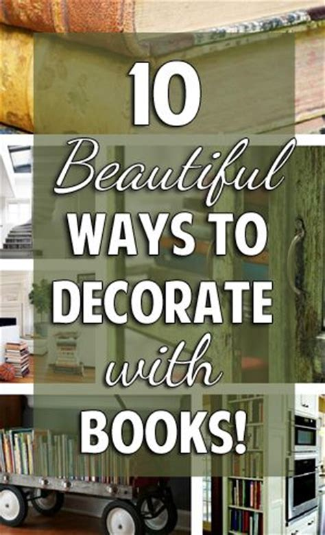 decorating with books crazy office design ideas 10 beautiful ways to decorate