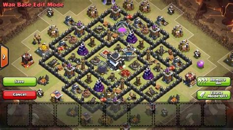 ultimate layout compilation ultimate compilation the best th9 farming trophy war