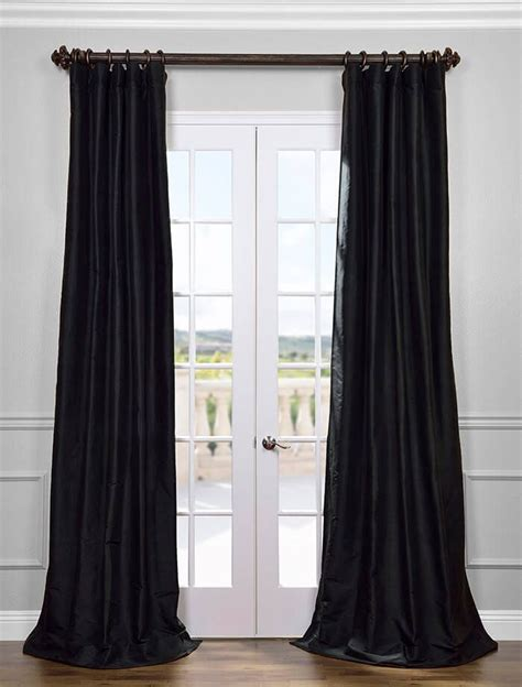 Black Silk Curtains 1000 Ideas About Silk Curtains On Pinterest Silk Drapes Pink Silk And Pink Curtains