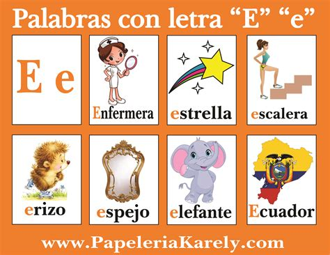 palabras e imagenes con la letra z palabras con letras e