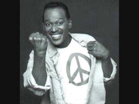 23 best Luther Vandross images on Pinterest   Luther