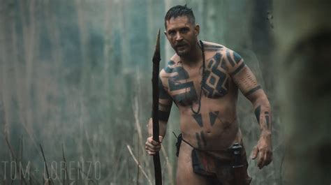 Tom Hardy in Taboo's First Trailer   Tom   Lorenzo