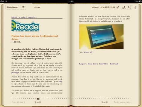 quel format ebook pour tablette android invit 233 lire le journal sur votre tablette tactile