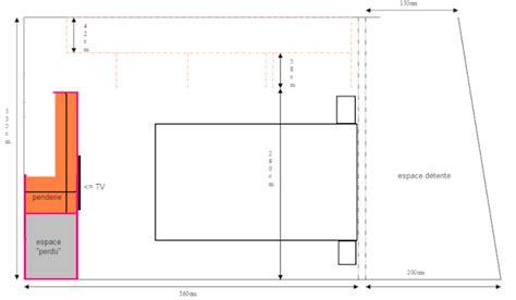 Comment Disposer Les Meubles Dans Une Chambre by Chambre 224 Coucher Comment Placer Les Meubles