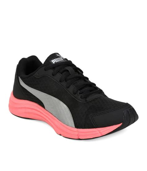 black running shoes snapdeal price sports shoes