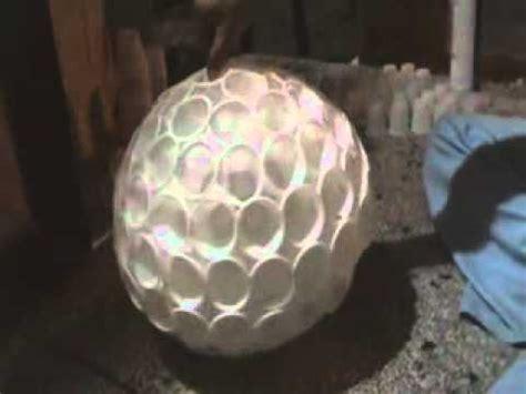 arbol de navidad de vasos de plástico tutorial mu 241 eco de nieve con vasos pl 225 sticos
