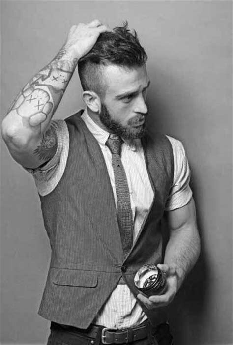 New Mohawk Hairstyle by 50 Mohawk Hairstyles For Manly To Ideas