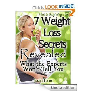 7 weight loss secrets free kindle books clever