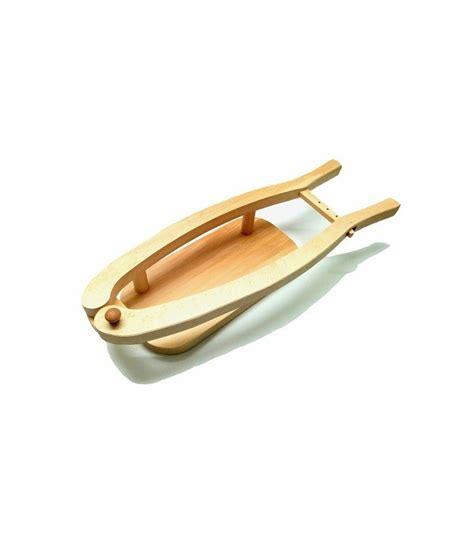 porta prosciutto in legno porta prosciutto in legno di faggio artigianato abruzzese