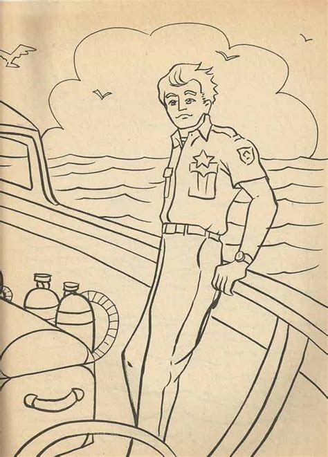Jaws 2 Coloring Book colouring book theatre jaws 2