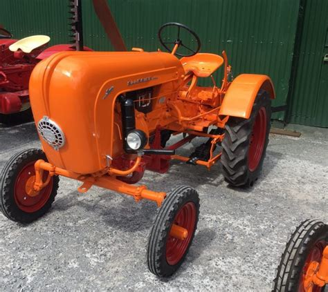 Porsche Trecker by Is This The World S Largest Porsche Tractor Collection