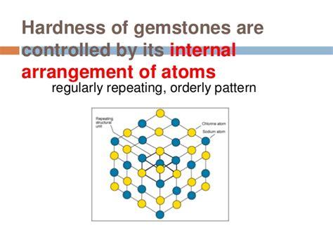 hardness of gemstone