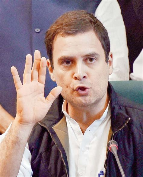 biography rahul gandhi rahul gandhi can t give proof of allegations against pm