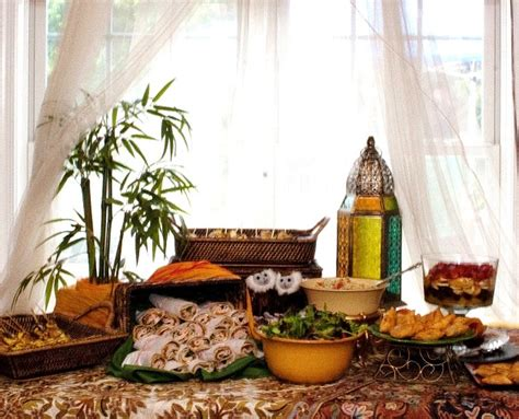 moroccan themed dinner recipes a moroccan themed baby shower with monkeys part 2
