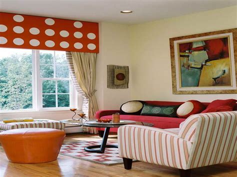 ways to decorate family room home