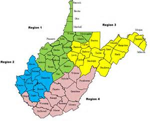 Map Of West Virginia Counties by Wv Counties Motorcycle Review And Galleries