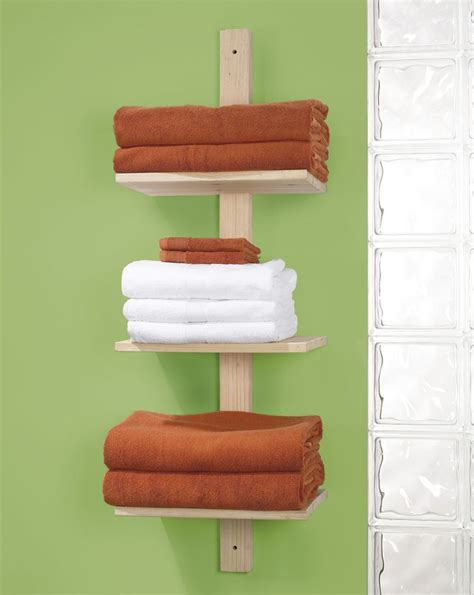 Bathroom Towel Storage Shelves Best 20 Towel Shelf Ideas On Pinterest Pallet Towel Rack Pallet Shelves And Diy Bathroom