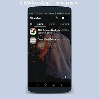 kumpulan game mod indonesia apk kumpulan gbwhatsapp transparent mod apk v6 05 terbaru