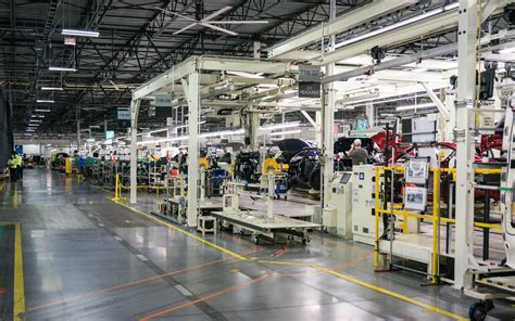 lexus manufacturing plants lexus es blue sky