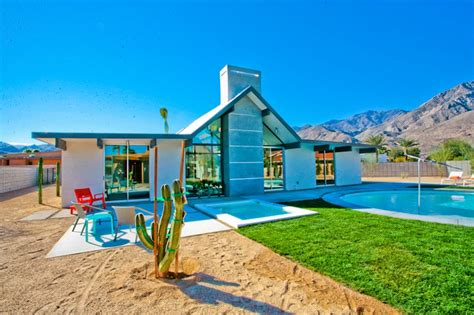 Mid Century Modern Homes by Mid Century Modern Mania In The California Desert