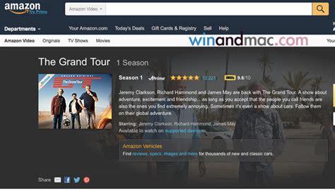 amazon grand tour the grand tour收視其好 amazon過兩億投資值得 winandmac com