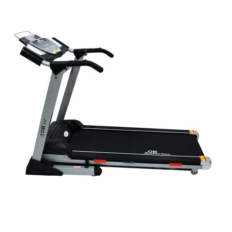 Ob Fit Big Electric Treadmill Ob 1025 Motor 3 Hp Auto Incline jual alat fitness ob 1025 big electric treadmill terbaik